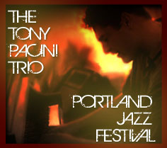 The Tony Pacini Trio performing Friday, February 26th, 2010; 8pm at Wilf's Restaurant