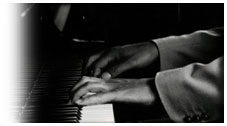 Tony Pacini's Hands At The Piano