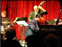 The Tony Pacini Trio in concert