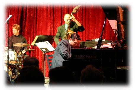 The Tony Pacini Trio in concert at Jimmy Mak's